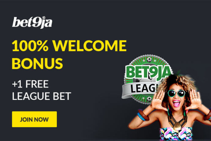Bet9ja Registration Bonus